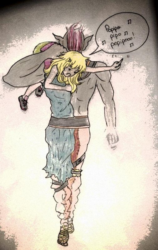 Enlèvement de Koneikô par Jamon