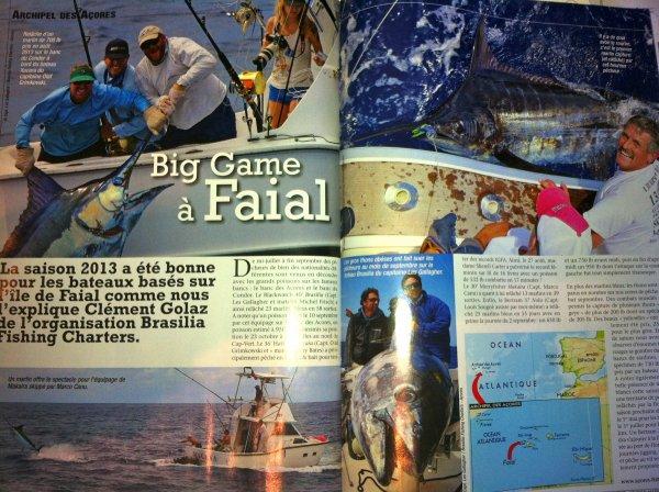 """Brasilia fishing charters dans """"Voyage de pêche """"par Clément Golaz"""