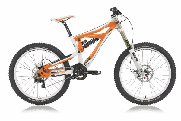 VTT KTM vélo qui vaut minimum 5000 euro :)