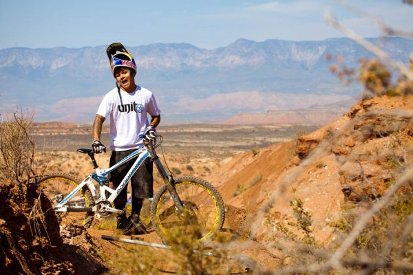Andreu Lacondeguy au red bull rampage ! :)