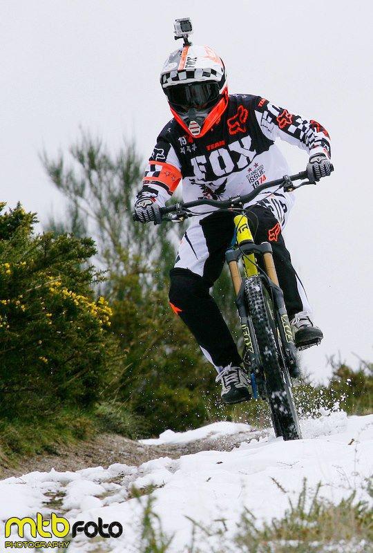 Rider sur la neige *-*