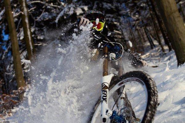 Ride dans la neige *-*