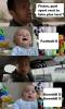 Il a raison le petit :)