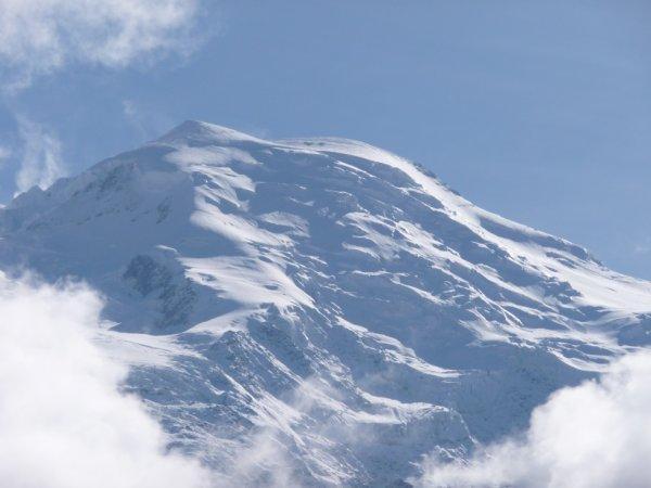 Mont blanc <3 (photo prise par moi) :P