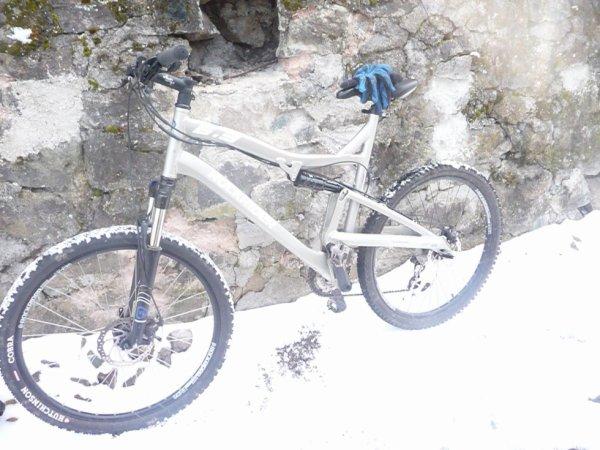 Mon bike ! <3