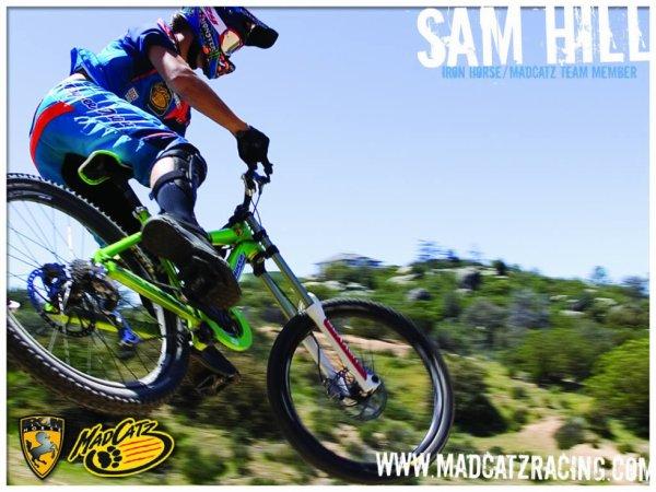 Sam Hill <3