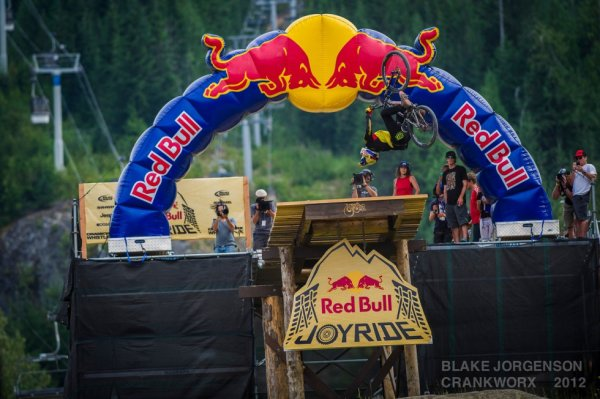 Red Bull Joyride ! *-* <3