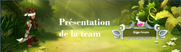 Présentation : Blog / auteurs / teams