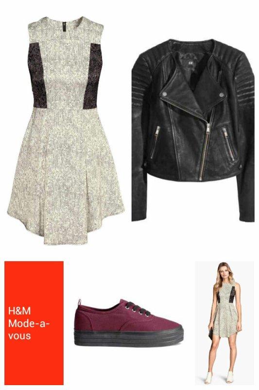 look printemps-été H&M