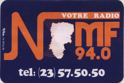NMF 94.0 Mhz FM STEREO (Tergnier 02)