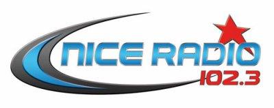 Nice Radio 102.3 Mhz FM STEREO