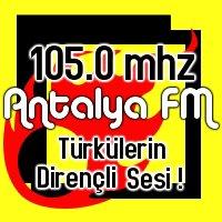 Antalya FM 105.0 Mhz FM STEREO (Turquie)
