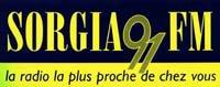 Sorgia FM 91.0 - 102.5 Mhz FM STEREO