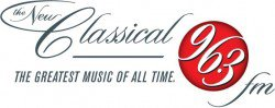 The New Classical 96.3 - 103.1 Mhz FM STEREO (Canada)