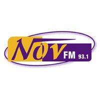 Nov FM 93.1 Mhz FM STEREO