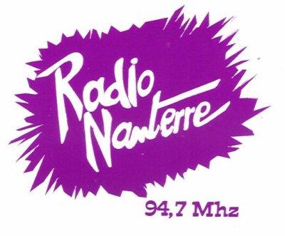 Radio Nanterre 94.7 Mhz FM STEREO