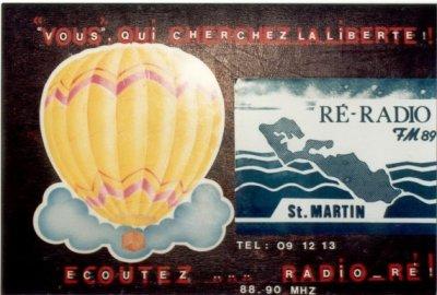 Ré Radio - NRJ La Rochelle 89.0 Mhz FM STEREO