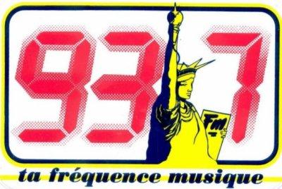 Radio 93.7: 93.7 Mhz FM STEREO (Berck/mer)