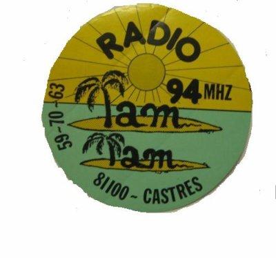 Radio Tam Tam 94.0 Mhz FM STEREO