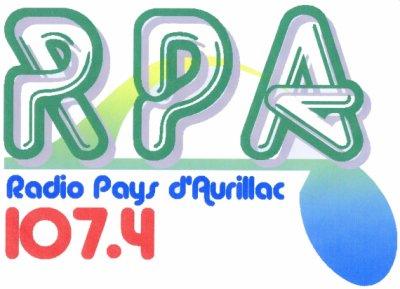 Radio Pays d'Aurillac 107.4 Mhz FM STEREO