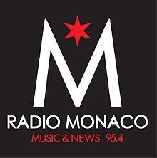 Radio Monaco 95.4 Mhz FM STEREO