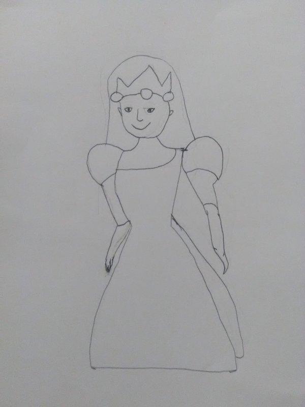 Une princesse.
