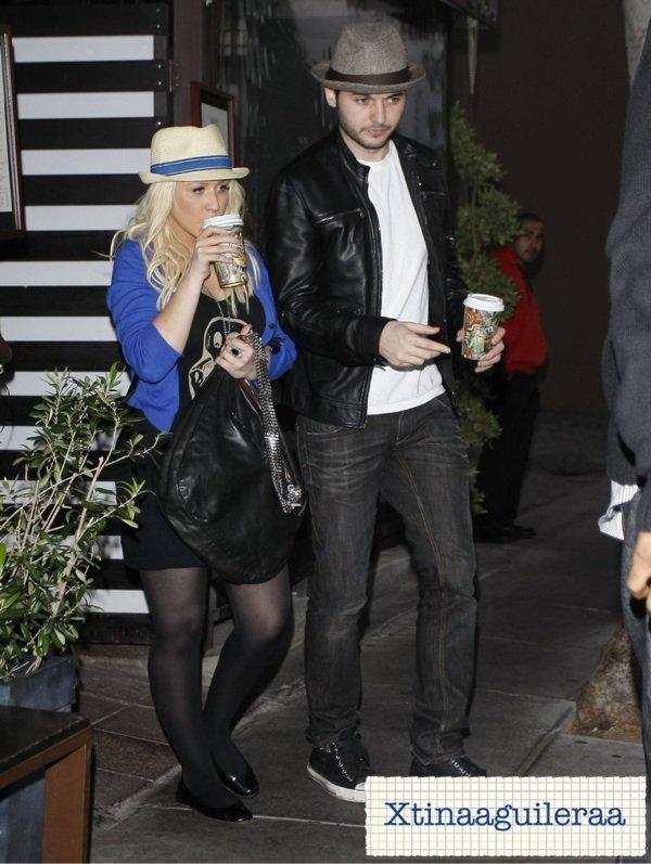 Christina & Matthew