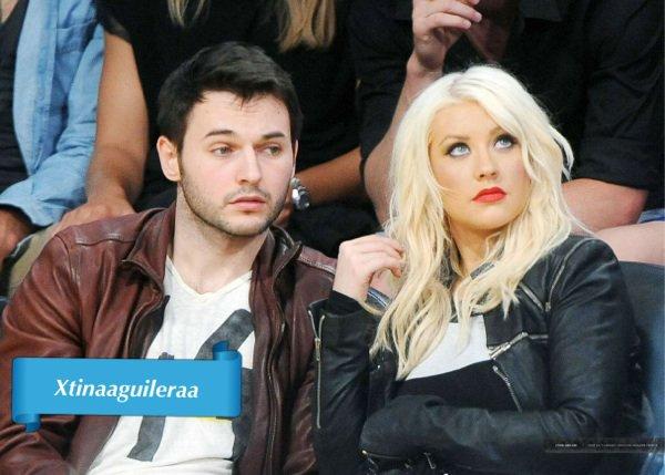 Christina x2 et Matt