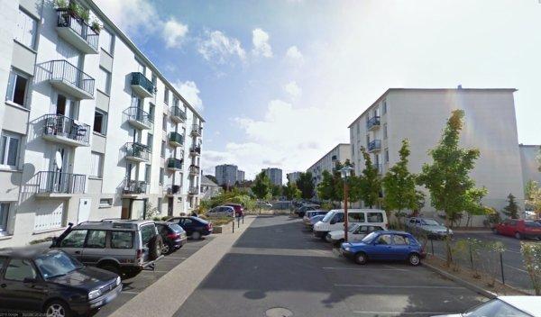 Quartier Blanqui  la Rabaterie, St Pierre des Corps.