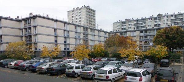 Le Quartier du Sanitas, Tours.