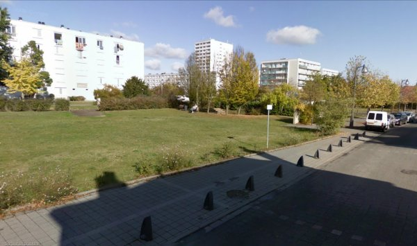 La Cité Niqueux-Bruère, La Riche.