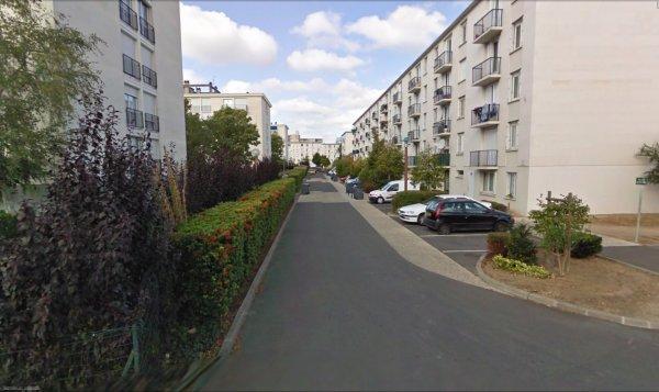 Quartier Blanqui à la Rabaterie, St Pïerre des Corps.