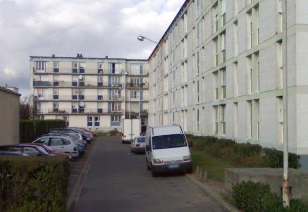 Des blocs de la Cité Maryse Bastier, Tours.