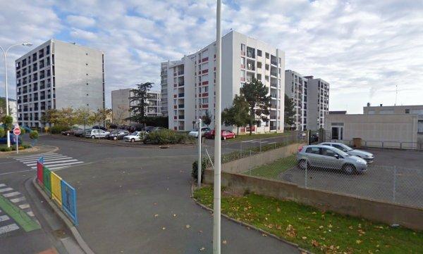 Des blocs de la Rabière, Joué Les Tours.