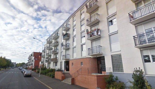 Des Immeubles récents de la Rabière, Joué Les Tours.