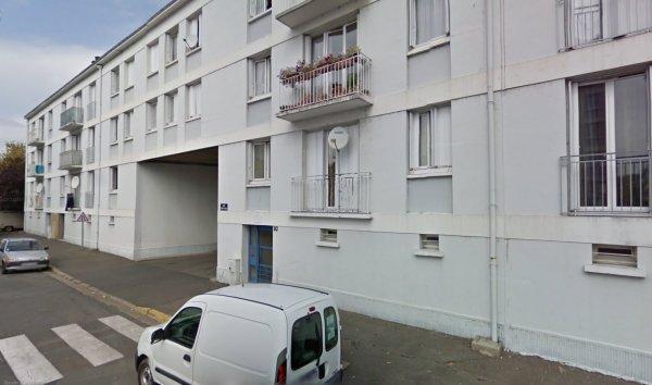 Une barre du Quartier des Ateliers, Saint Pierre des Corps.