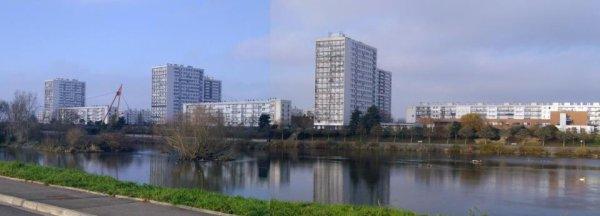 La Cité des Rives du Cher, Tours.
