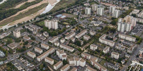 La Cité de la Rabaterie, St Pierre des Corps.