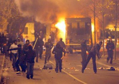 La haine     ( # Posté le vendredi 30 novembre 2007 15:11 )