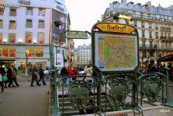 Les métros dans le monde.