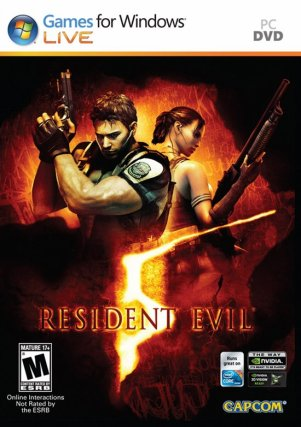 سلسلة ألعاب resident evil الرعب