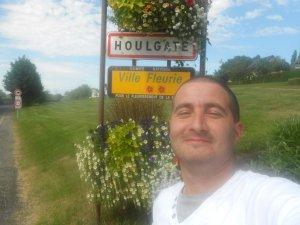 27-08-2012 : Arrivée à Houlgate (Calvados)