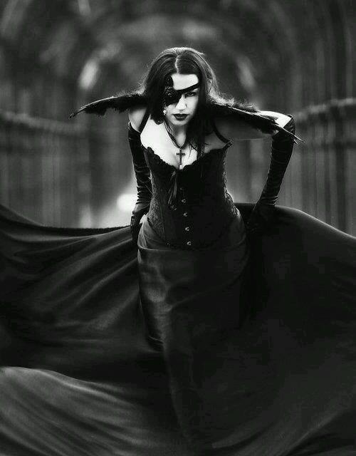 Pour Gothic--Ink Bonne journée à toi