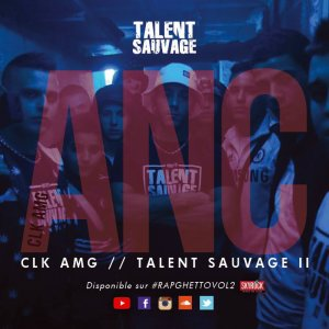 Talent Sauvage 2 / Clk - ANC - Talent Sauvage 2 (2015)