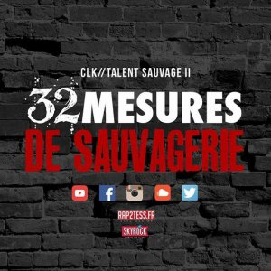 Talent Sauvage 2 / Clk - 32 Mesures de Sauvagerie - Talent Sauvage 2 (2015)