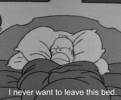 I Love sleeping!