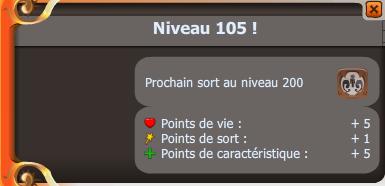 Zofou passe au niveau 105 !