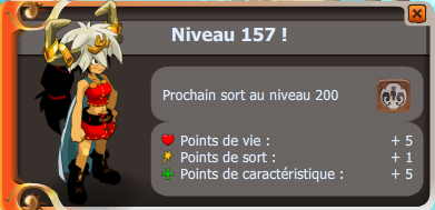 Week end du 26/27 Janvier : + 25% Xp & Drop. En retard ! x)