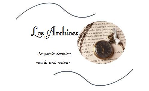 Les Archives des Perles