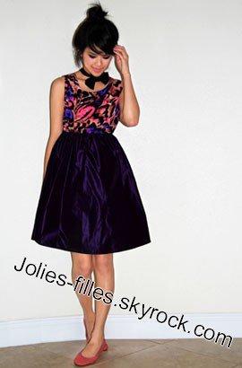 Jolies-filles : le blog de mode très tendance